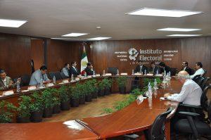Pleno del IEPC Jalisco