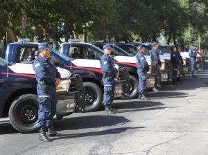Policías de Guadalajara