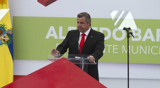 Alfredo Barba Mariscal-Primer Informe
