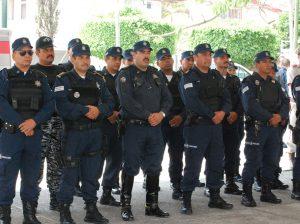 Policías de Guadalajara 2