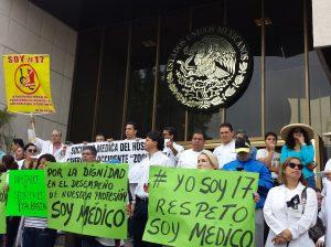 Marcha YoSoyMedico17 2