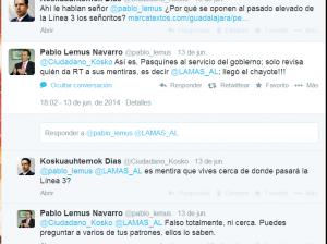Tuits de Pablo Lemus