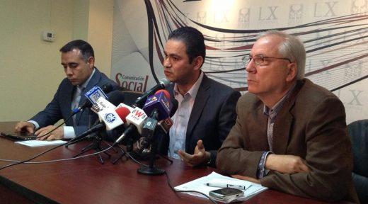 Víctor Manuel, Guillermo Mtz y Alberto Esquer