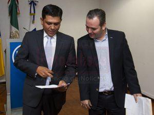 Miguel Monraz y Gustavo Macías