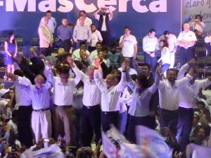 Felipe Calderón y Candidatos del PAN