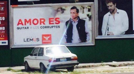 Pablo Lemus Propaganda