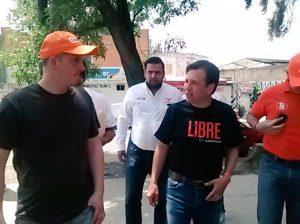 Pablo Lemus, Augusto y Alfredo Aceves