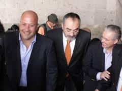 Salvador Caro, Enrique Ibarra y Alfaro
