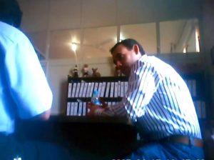 Alberto Esquer, video