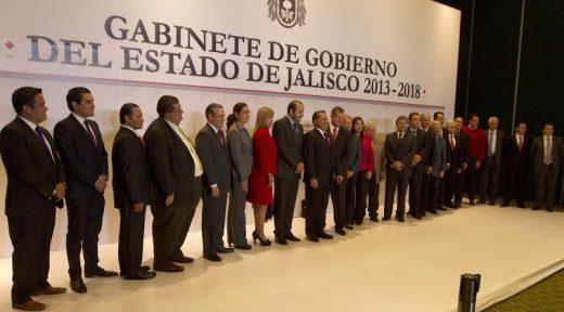 Gabinete Aristóteles Sandoval