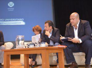 Enrique Alfaro en el Iteso
