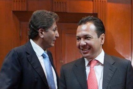 Pablo Lemus y Juan José Frangie