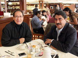 Eugenio y Ramiro
