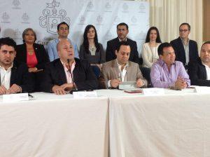 Alcaldes y diputados de PMC