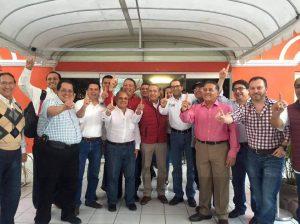 Eugenio Ruiz en Colima