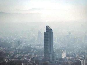 Contaminación Guadalajara