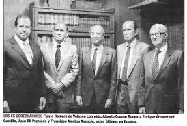 Ex Gobernadores