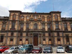 Edificio XV Zona Militar y V Región Militar