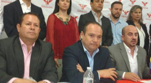 Alberto Uribe e Ismael del Toro