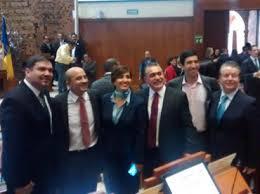 Diputados Coordinadores 61 Legislatura