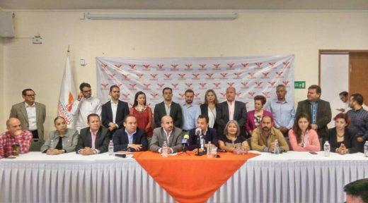 Diputados y alcaldes de MC (auditoría)