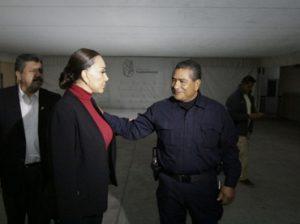 Camilo González Lara y Nena Limón