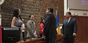 Luis Carlos Vega Pámanes Ratificación