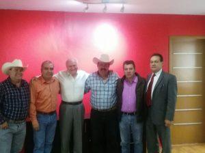José Socorro, Rubén, Eleazer, Osiel