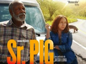 Cartel película Mr Pig