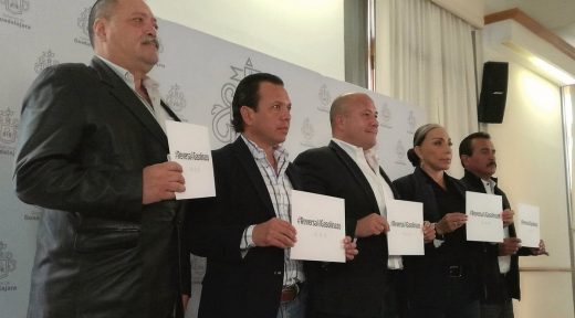 Enrique Alfaro alcaldes ZMG 2