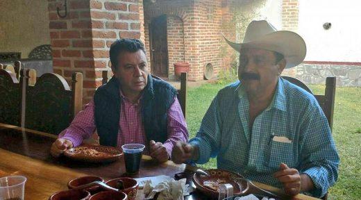 Rubén Vázquez y Layin