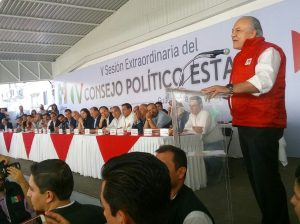 Leobardo Alcalá Consejo Político