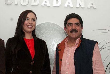Manuel Espino y Patricia Durán (2)