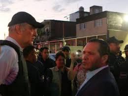 Eduardo Almaguer y Salvador Caro
