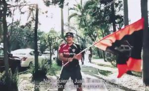 Juan el atlista violento