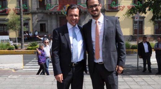 Pablo Lemus e Hiram Torres