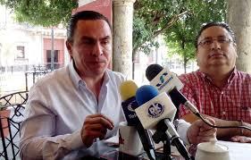 Salvador Rizo y Xavier Marconi