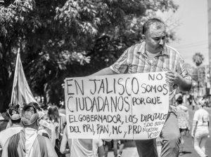 Jaime Cobian. Foto de Ricardo Balderas.