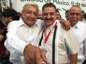 Carlos Lomelí B. y AMLO