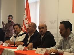 Ismael del Toro, Alfaro, Clemente y Medrano