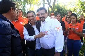 Carlos Lomelí y Pablo Lemus
