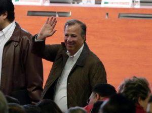 José Antonio Meade en PRI