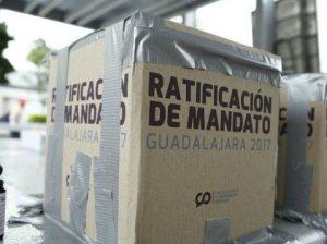 Ratificación de Mandato GDL
