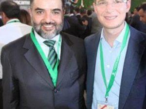 Ricardo Anaya y Miguel Ángel Martínez