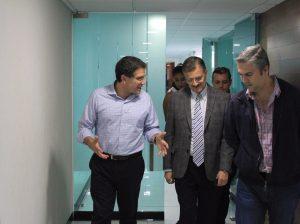 Alberto Alfaro, Ríos Piter y Padilla