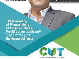 Enrique Alfaro CUTonalá