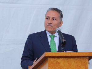 Candidato Arturo Zamora