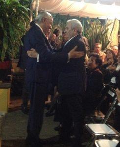 Enrique Dau e Ignacio Morales Lechuga