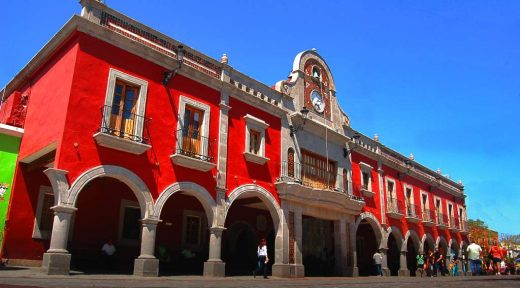 Tonalá Palacio-Municipal