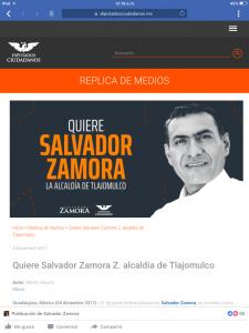 Salvador Zamora